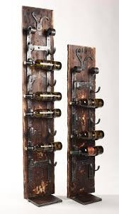 floor standing u0027old world u0027 wine racks 4 u0027 u2013 forged on iron