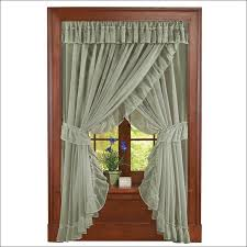 living room awesome white priscilla curtains curtain outlet