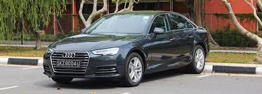 audi a4 singapore audi a4 sedan 1 4 tfsi s tronic review singapore drive and