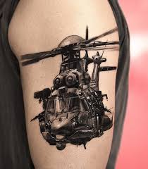 Tattoos In - 40 stunning war themed tattoos and design
