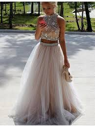 two piece short dresses 2 piece prom gowns two piece mermaid