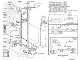 refrigerator schematic wiring diagram of refrigerator compressor