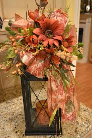 fall centerpieces for round tables lanterns decor wedding on