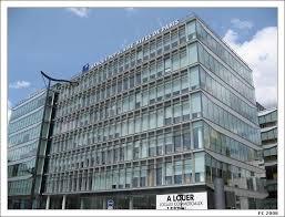 siege sociale banque populaire pss photo immeuble banque populaire rives de