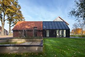 modern barn a barn converted to a modern bright space