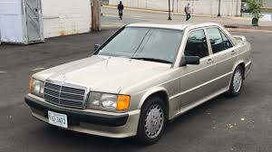 mercedes 190e amg for sale 1986 mercedes 190e 2 3 16 for sale on bat auctions sold for