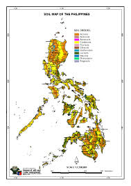 Soil Maps Soil Map Of The Philippines Map Of Philippines Soil South