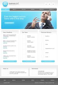 free templates for business websites free business website template 51449