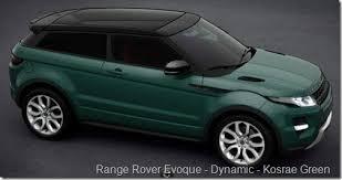range rover evoque u2013 dynamic theme u2013exterior paint colors