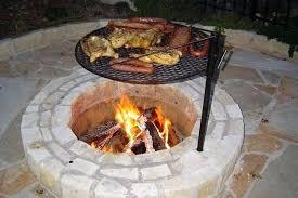 Firepit Grates Cowboy Cookers Pits Pit Grates Iron Pit San