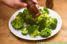 how must food be kept in a steam table 3 ways to steam broccoli without a steamer wikihow