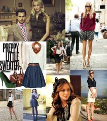 how to dress preppy for girls