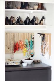 best 25 necklace organization ideas on pinterest closet vanity
