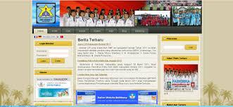 membuat web interaktif membuat web sekolah di server lokal koerniawan