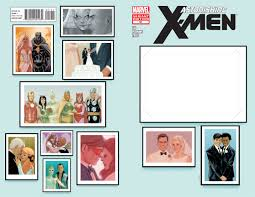 create your own wedding album marvel unveils astonishing x men 51 create your own wedding