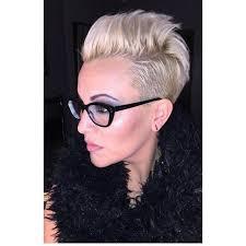 Frisuren Mittellange Haar Brille by Die Besten 25 Kurzhaarfrisuren 2016 Mit Brille Ideen Auf