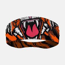 tiger headband tiger mask headband sleefs