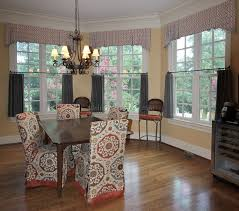 dining room valance interior awesome dining room using wood dining table with