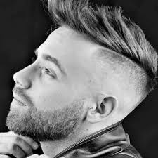 awesome undercut with long fringe with mens long hairstyles shaved