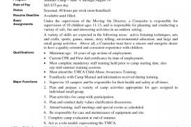 Camp Counselor Resume Great Expectations Homework Essay On What I Learned About Myself