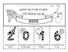 new years resolution books 2016 new years flip book freebie happy new year enjoy a free