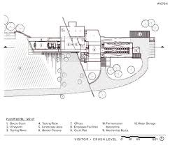 gallery of law winery bar architects 27 beautiful design floor plans