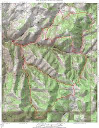 Logan Utah Map by Old Ephriam