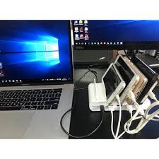 ls with usb outlets china ls pd110t 110w 5 port qc 3 0 pd 2 0 usb c wireless charging