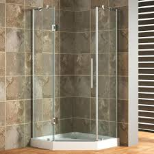 bathroom shower enclosures hondaherreros com zoombath shower screens ebay uk tub units home depot