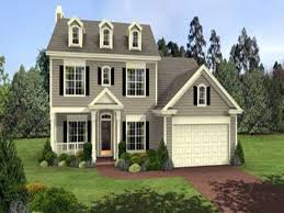 fine 3 story colonial house plans farmhouse plan stoneaccented