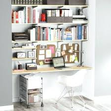 Wall Mounted Desk Ideas Best Wall Mounted Desk Ideas On Space Saving Desks For Small