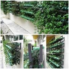 Watering Vertical Gardens - http thehomesteadsurvival com watering vertical garden recycled