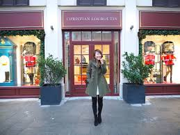 first christian louboutin boutique in germany munich the