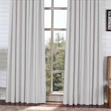 LONG LENGTH custom made blackout curtains  Light Gray  Loft Curtains