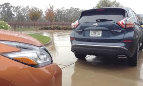 nissan murano hybrid review does the 2015 nissan murano punch above its weight class video