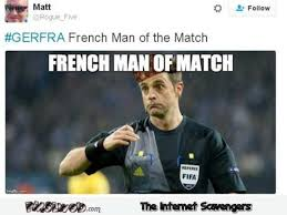 Funny Memes 2016 - gerfra man of the match funny meme pmslweb