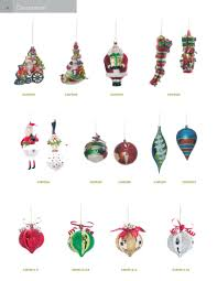 lins catalog x8 fall winter 2007 christmas ornaments fes