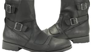 womens xelement boots xelement mens buckle motorcycle boot 11 motorcycle