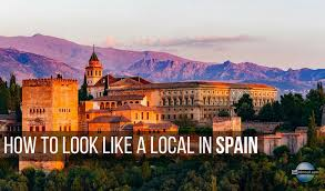 fashion in spain how to look like a local goabroad com
