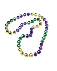 mardi gras beaded necklaces mardi gras beaded necklace