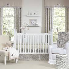 Pink And Gray Nursery Bedding Sets by Amazon Com Sweet Safari 5 Piece Baby Crib Bedding Set By Wendy
