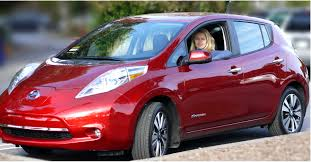 nissan leaf quick release hitch mobile dent paint and bumper repair electric cars and hybrid
