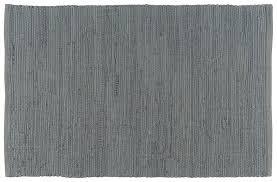 chindi rug solid grey u003cbr u003e 2 u0027 x 3 u0027