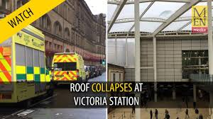 The Manchester Foyer Did Mcdonald U0027s Loving Seagulls Cause The Manchester Victoria Roof