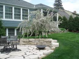 backyard design landscaping services of twin lake design