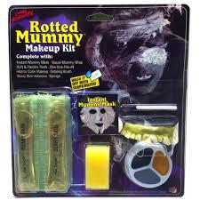 rotted mummy halloween makeup kit u2013 silverrainstudio com