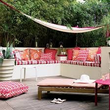 Patio Decorating Ideas Pinterest Spring Patio Inspiration