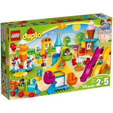 10840 lego duplo big fair