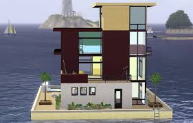 modern house floor plans sims 3 great modern house boat kerala with unique look modern house design