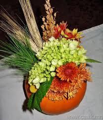 Vases For Floral Arrangements 24 Pumpkin Flower Vases The Bright Ideas Blog
